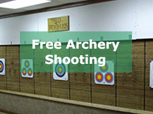 Free Archery Shooting
