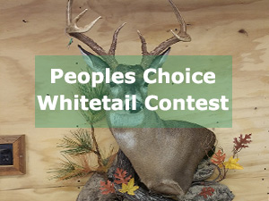 People's Choice Best Whitetail Contest